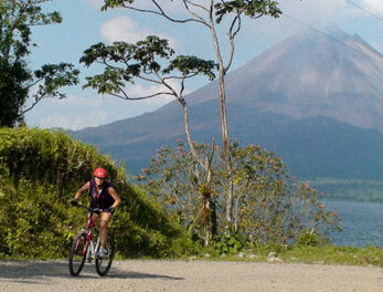 Mountain Bike (Volcano Ride)